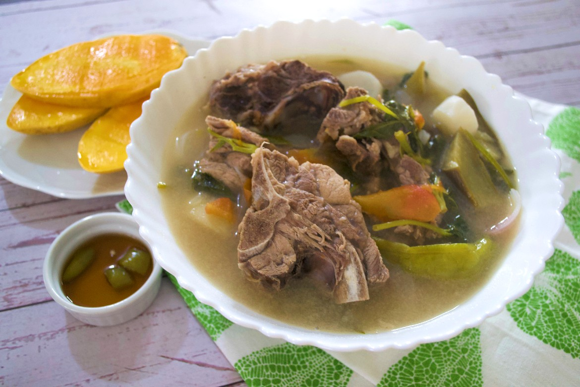Sinigang Na Baboy Pork Sinigang Recipe Pinoy Delish